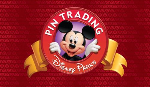 Disney Parks Pin Trading ©Disney