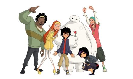Original Cast Members Return for Big Hero 6 Series