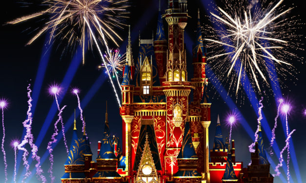 A New Nightly Fireworks Show is Coming to Magic Kingdom