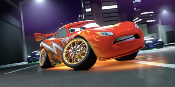Cars 3 Lighting McQueen ©Disney-Pixar