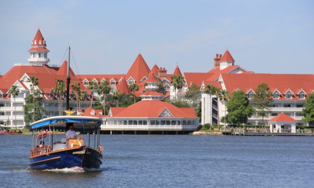 Cruise Disney World's Waterways