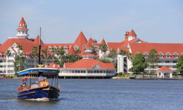 Cruise Disney World's Waterways