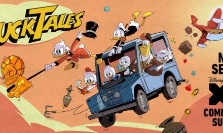 Duck Tales Series Kicks Off August 12th