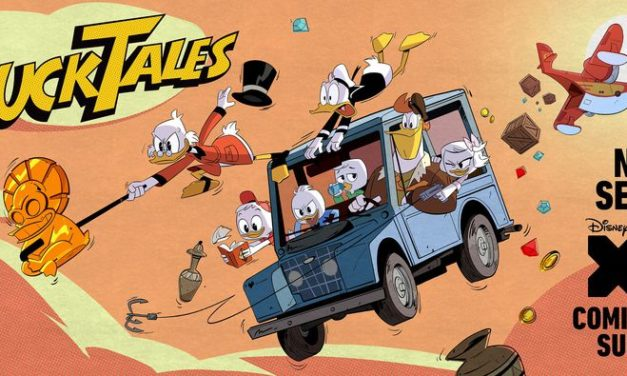 Duck Tales Series Kicks Off August 12th