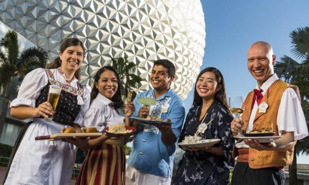 Epcot International Food & Wine Festival 2017