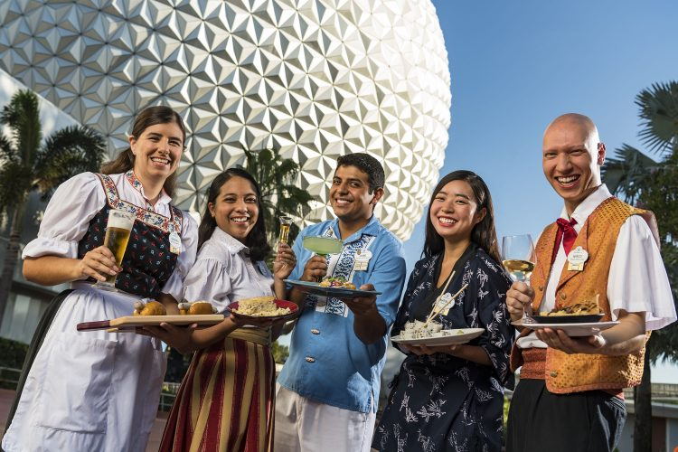 Ticket Prices For Epcot Food And Wine Festival