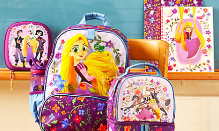 Head Back to School in Disney Style