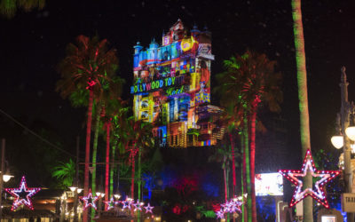 New Holiday Decor and Shows Light Up Disney's Hollywood Studios