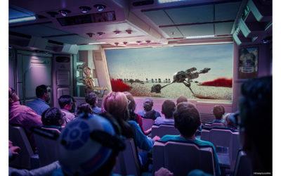 Star Tours Debuts The Last Jedi Movie Update