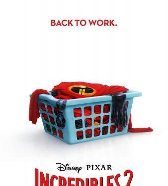 Printable Disney Pixar Incredibles 2 Activity Sheets