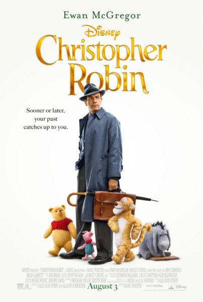 Christopher Robin Character Poster