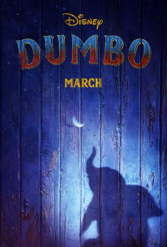 Dumbo Movie Poster ©Disney
