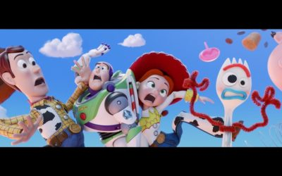 Watch the Exciting New Toy Story 4 Trailer